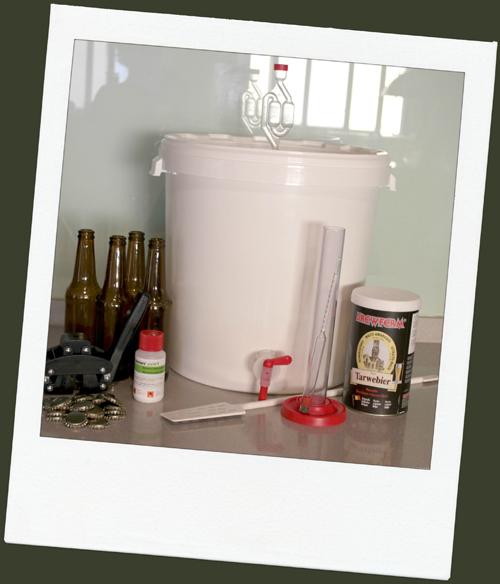Utiles necesarios para hacer cerveza en territoriocervecero.com