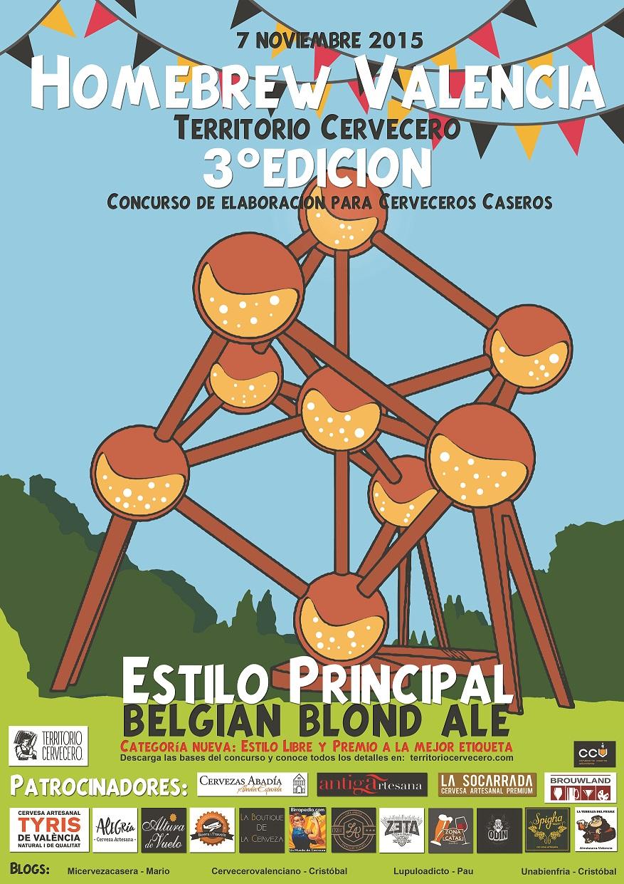 poster homebrewvalencia 2015