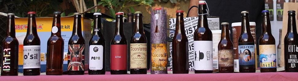 cerveza casera de concurso