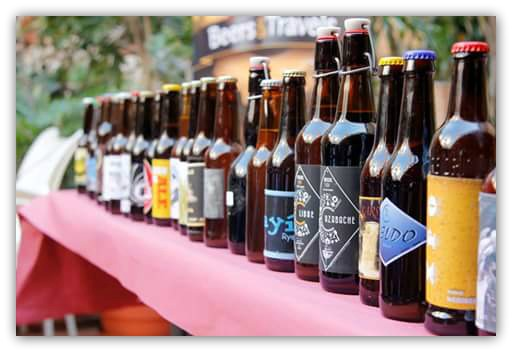 cervezas participantes concurso homebrew valencia 3