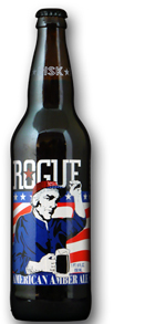 rouge ejemplo american amber ale comercial