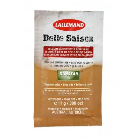 LALLEMAND Belle Saison estilo belga, 11 g