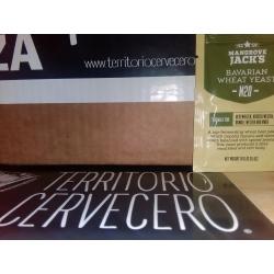 LEVADURA BABARIAN  M20 - Mangrove Jack's Craft Series - 10 g