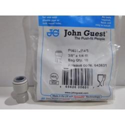 John Guest Adaptador 3/8 a 1/4