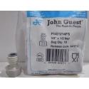 John Guest Adaptador 3/8 a 1/2