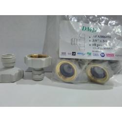 John Guest Conector 3/4 d. mm 9.5 BSP adaptador