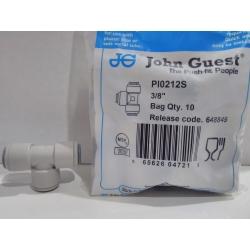 John Guest T conector 3/8  adaptador