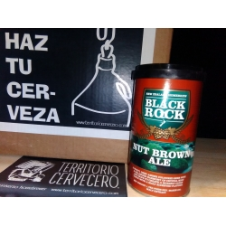 Kit de cerveza Black Rock Nut Brown Ale 1.7kg