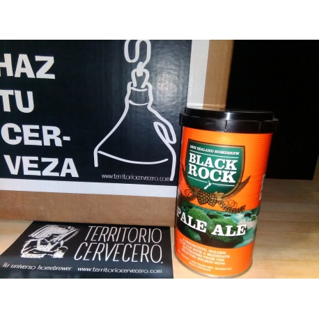 Kit de cerveza Black Rock India Pale Ale 1.7kg