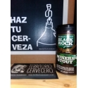 Kit de cerveza  Black Rock Miner's Stout 1.7kg