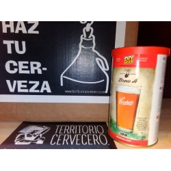 KIT DE CERVEZA COOPERS INDIA PALE ALE 1.7kg