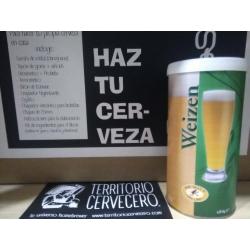 Kit de cerveza Mr. Malt® WEIZEN (TRIGO)