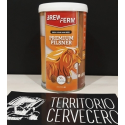 KIT DE CERVEZA  PREMIUM PILSNER