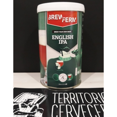 KIT DE CERVEZA ENGLISH IPA