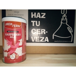 KIT DE CERVEZA FRAMBUESA