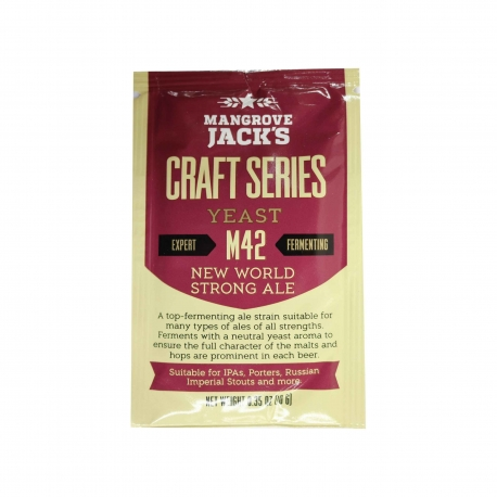 Mangrove Jack's New World Strong Ale M42 10gr