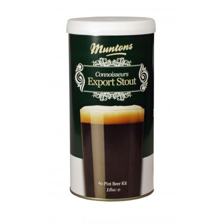 KIT MUNTONS export stout 1.8 kg